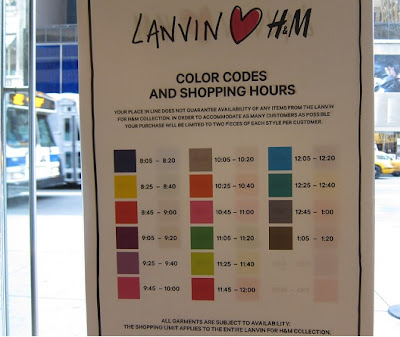 HM Lanvin
