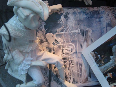 Bergdorf Goodman's Xmas Windows