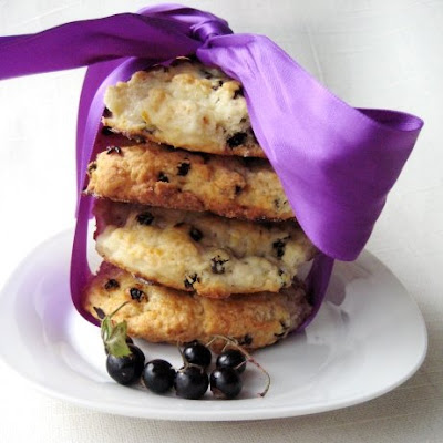 currant scones