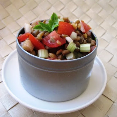 lentil salad