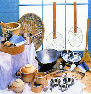 Filipino Kitchen Utensils - Complete Set