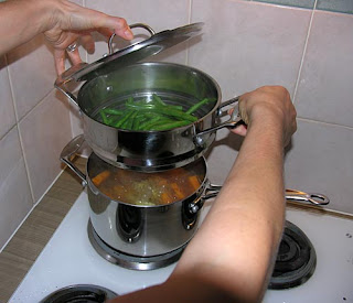 Steaming Vegetables the Right Way