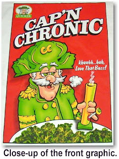 Capn Chronic Cereal