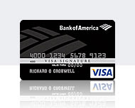 Credit cards world: Bank of America® Visa Signature® Credit Card ...