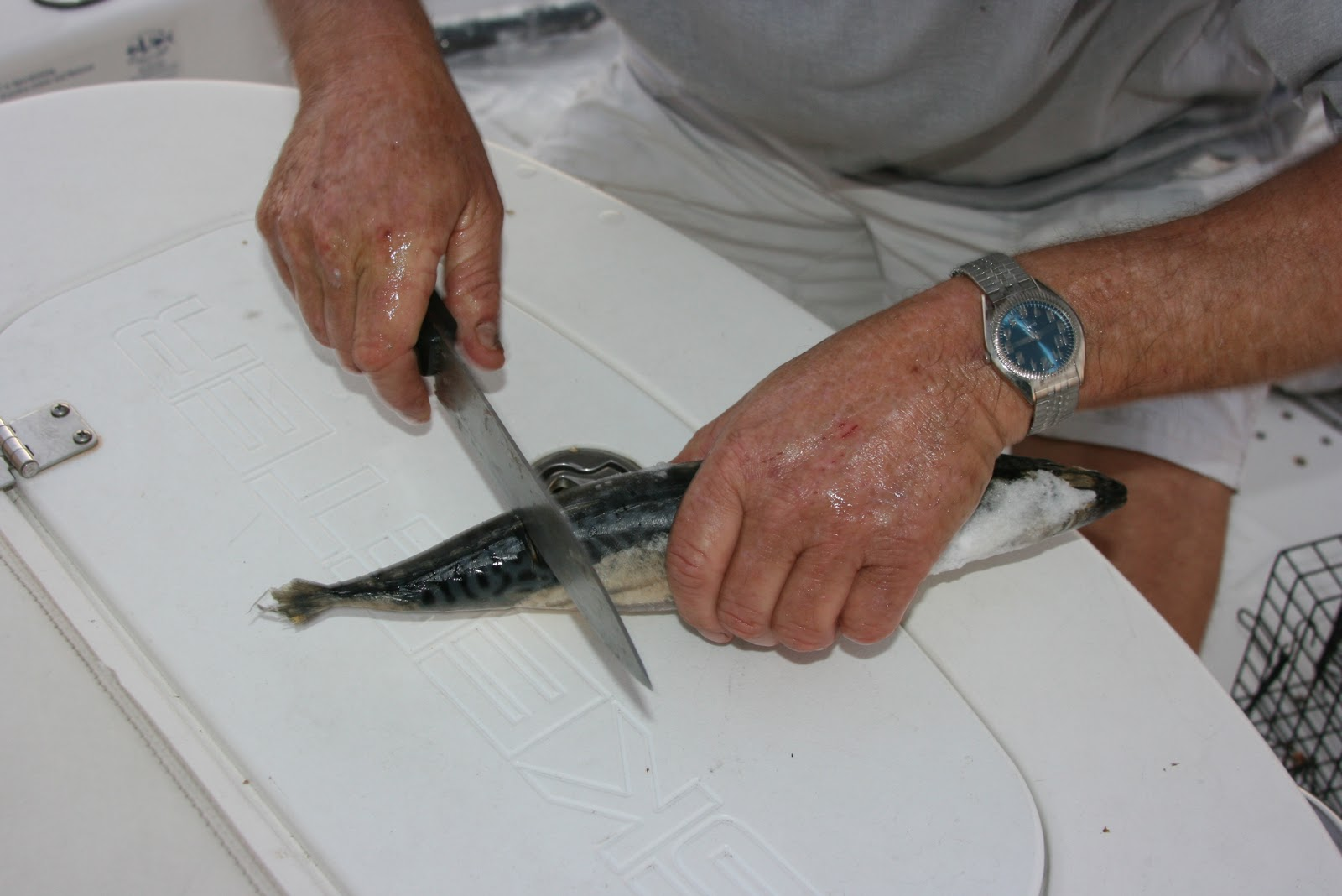 how to catch lobster with a fishing pole