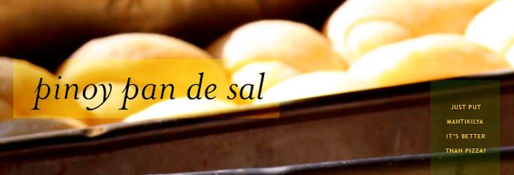 Pinoy Pan de Sal
