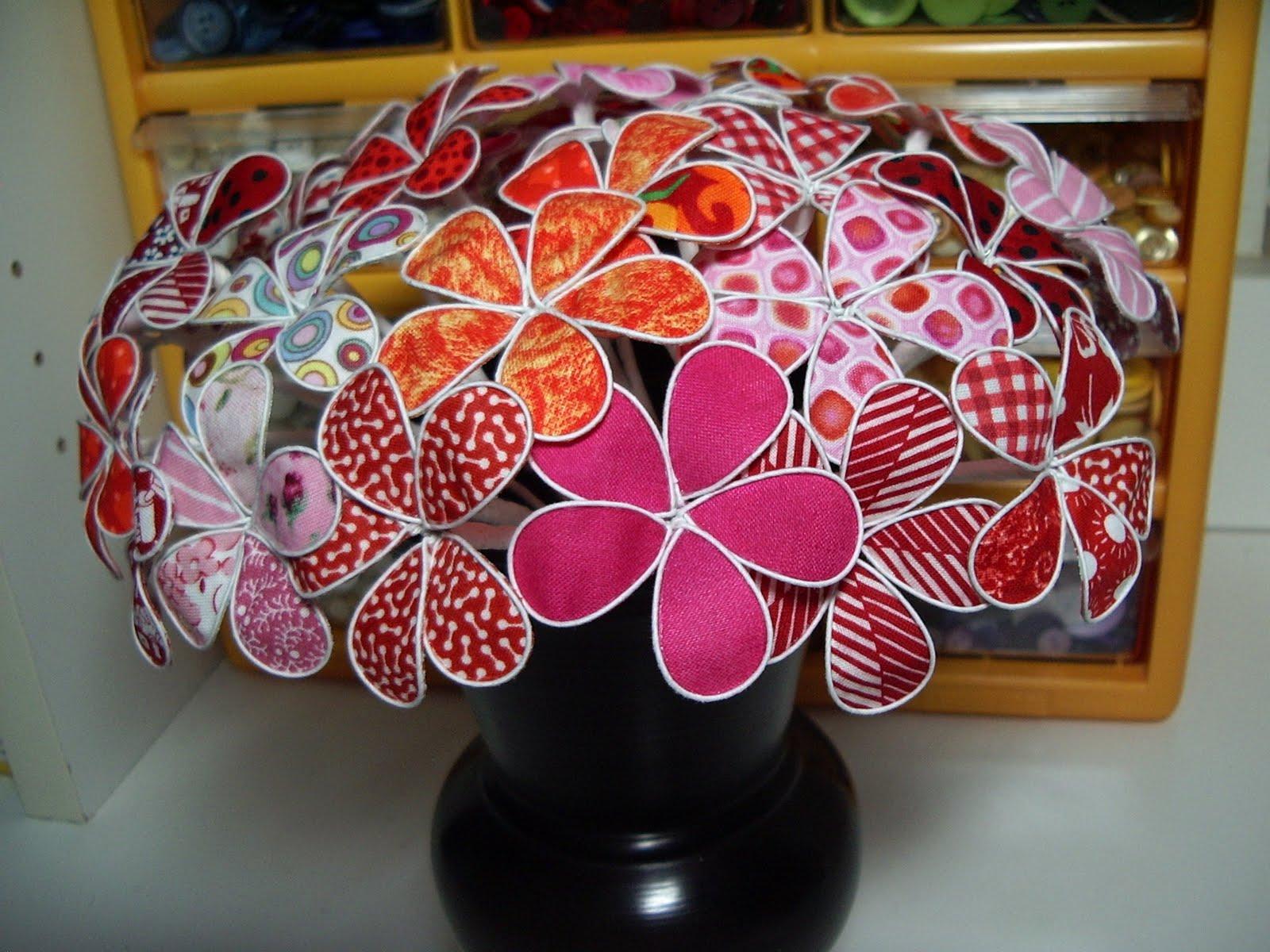 Изготовление цветов своими руками для интерьера