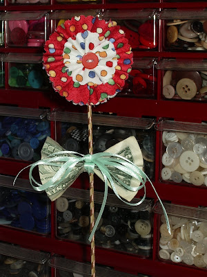 gift presents: making money flower tree