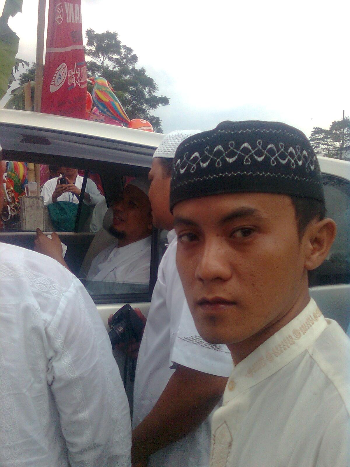 mengikuti Dzikir akbar bersama Imam arifin ilham,ceramah mamah dedeh ...