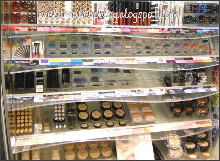 catrice cosmetics in
