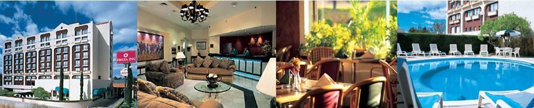 Hotel Fiesta Inn En Queretaro