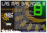 Las + Bailadas 8