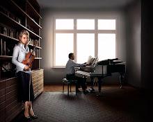 Geige und Piano