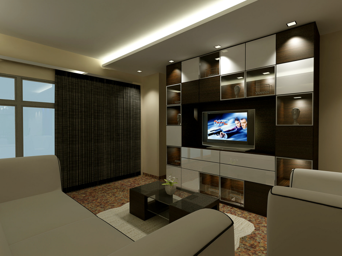 Interior Designs And Specifications Showcases