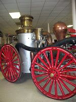 Oldest steam pumper