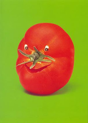 food art tomato - interesting pics~