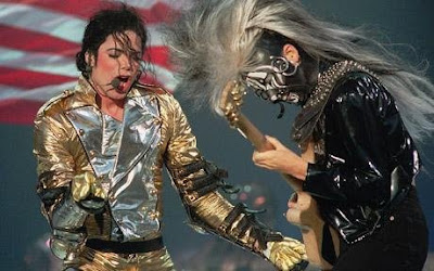 Michael Jackson Live Performance