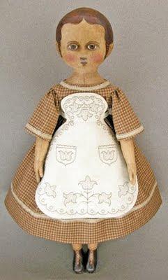 Julie's Dolls: Next Class - Gail Wilson's Lottie