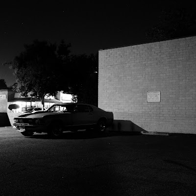old+car+shadows+night+mission Night Rider  photo