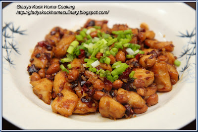 Kung Pao Chicken Home Cooking Recipe