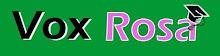 LOGO VOX ROSA
