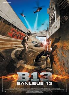 Filme B13 - 13º Distrito DVDRip RMVB Dublado