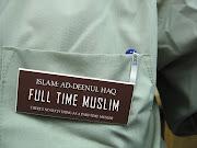 I'am a Muslim