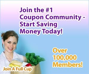 Win Groceries from A Full Cup