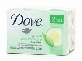 Dove Dimensions Spin for Your Skin Instant Win