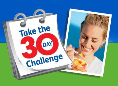 Dole 30 Day Challenge Instant Win Game