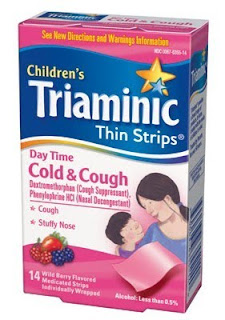 Triaminic Thin Strips Review