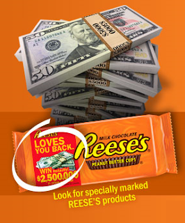 Reeses Love You Back