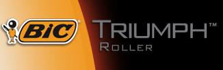 Bic Triumph 730R Roller Pen Giveaway