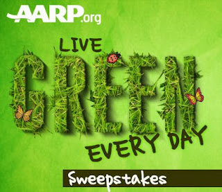 AARP Green Concept Instant Win and Sweepstakes