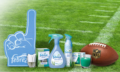 Febreze Freshest Game Day Ever Sweepstakes