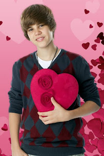 Be Justin Bieber's Valentine Sweepstakes