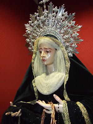 La Virgen de los Desamparados de LUTO