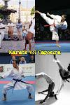 Kárate V.S. Capoeira