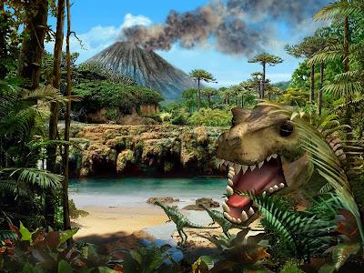 Dinossauros 3D   Clique Ao Lado Pra Entrar No Site E Baixar