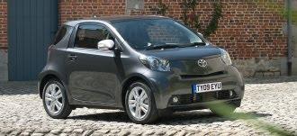 Toyota iQ exterior