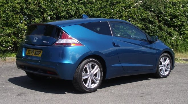 Honda CR-Z rear