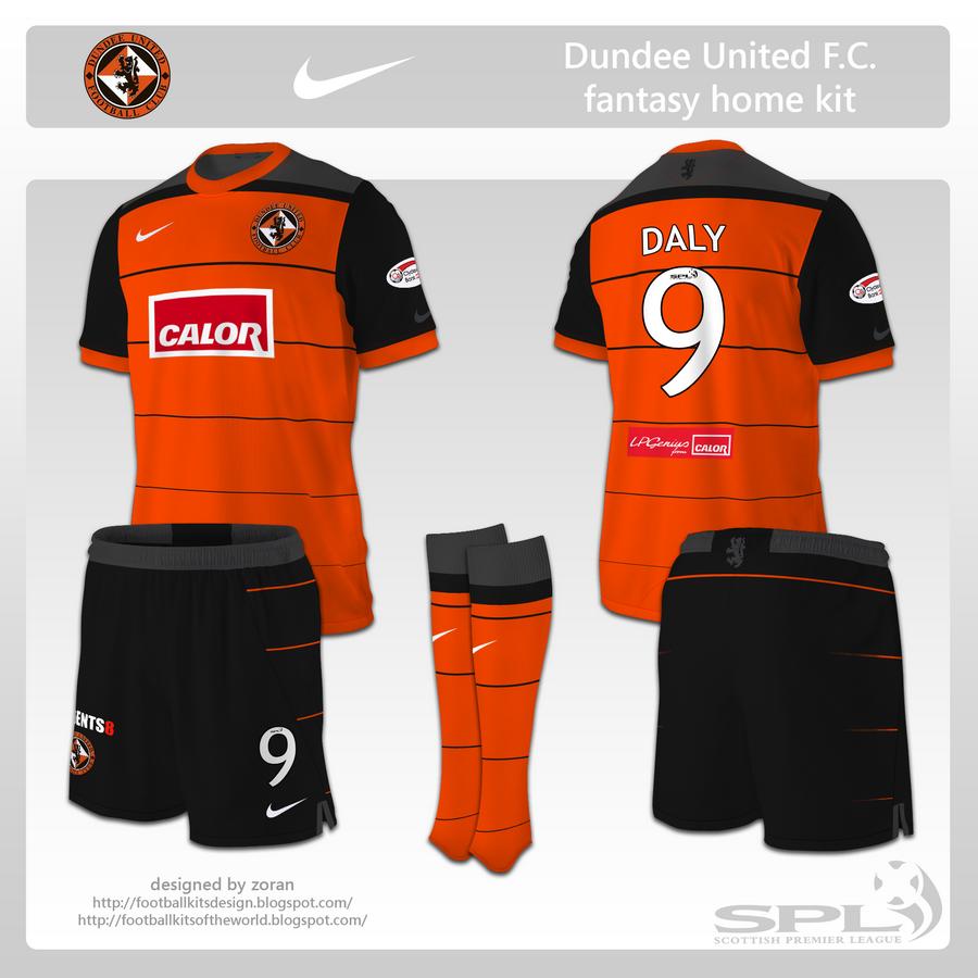 Dundee United Kit