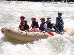 Cagayan De Oro Whitewater Rafting Adventure of doms