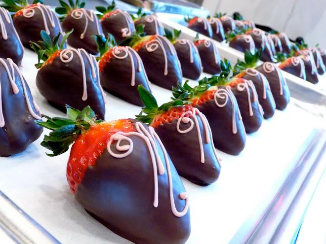 Strawberries For Meghan