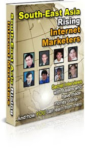 South-East Asia Rising Internet Marketers