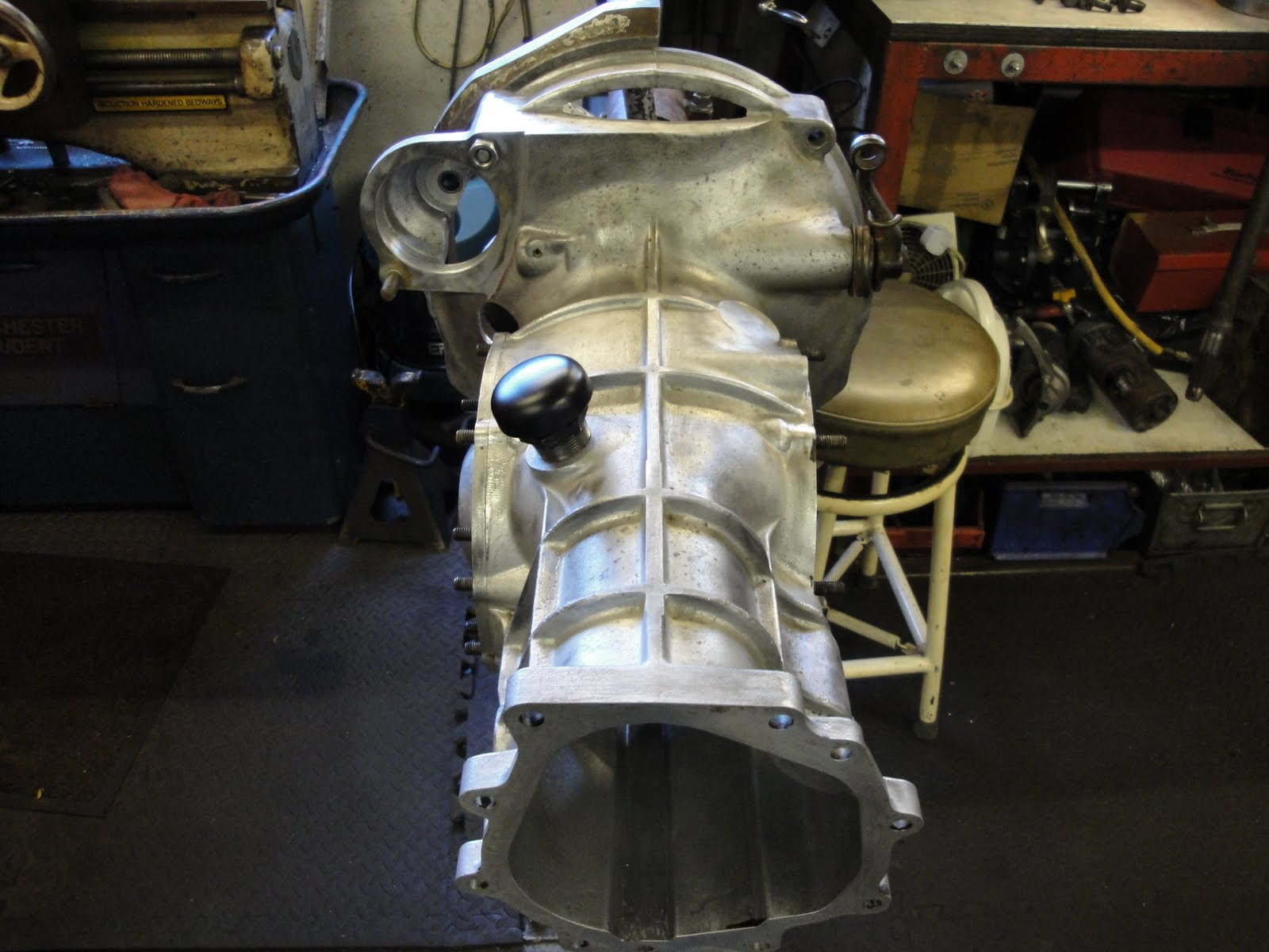porsche  engine build rebuild repair gearbox rebuild