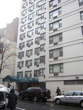 Edificio en New York donde vivió Joey por más de dos décadas. Foto: Melina Cazabat