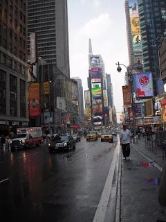 NYC after rain