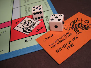 Monopoly Get out of Jail Free