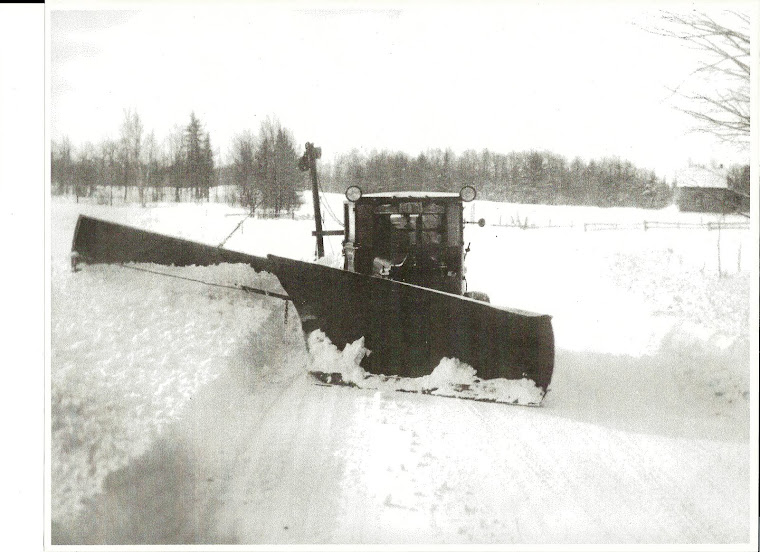Wing Plow Upper Pennisula 1920's?